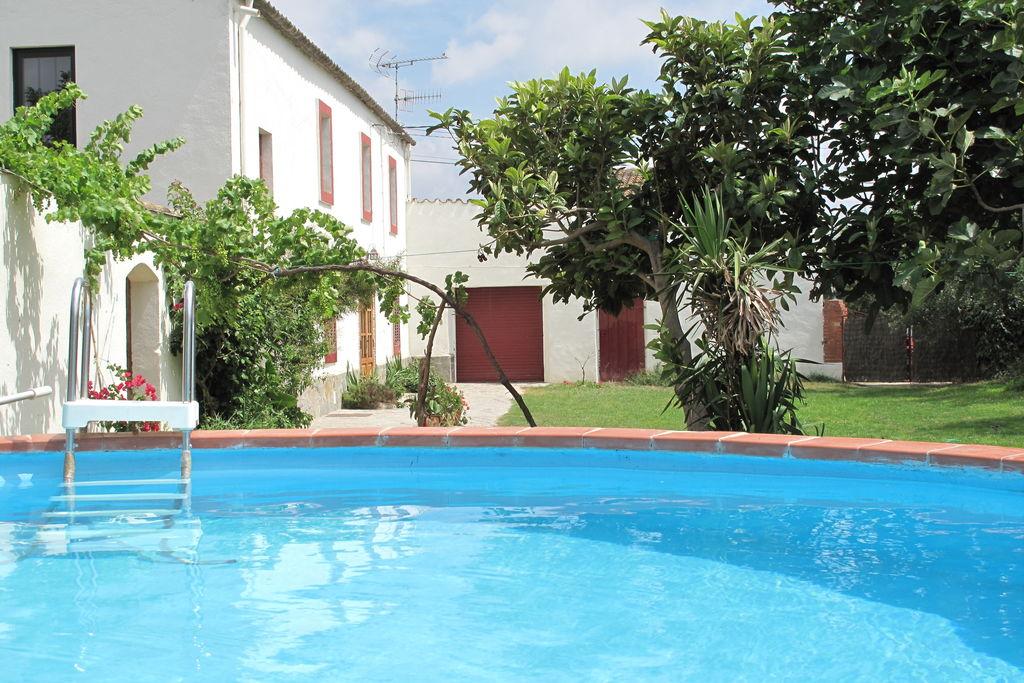 Uitstekend landhuis met zwembad in St Martí Sarroca, Spanje - Boerderijvakanties.nl