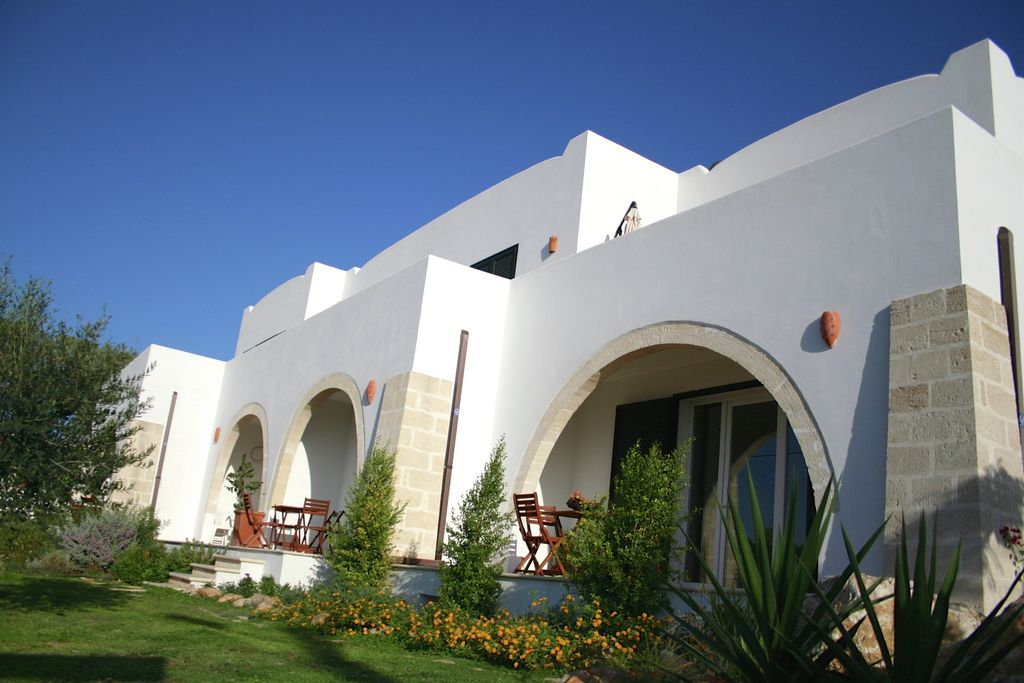 Santa-Maria-al-Bagno- Appartement   met wifi te huur