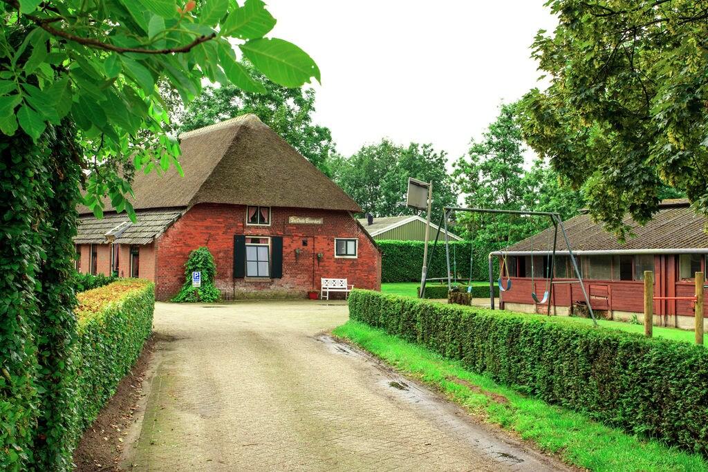 Prachtige boerderij gelegen in het buitengebied van Moergestel - Boerderijvakanties.nl