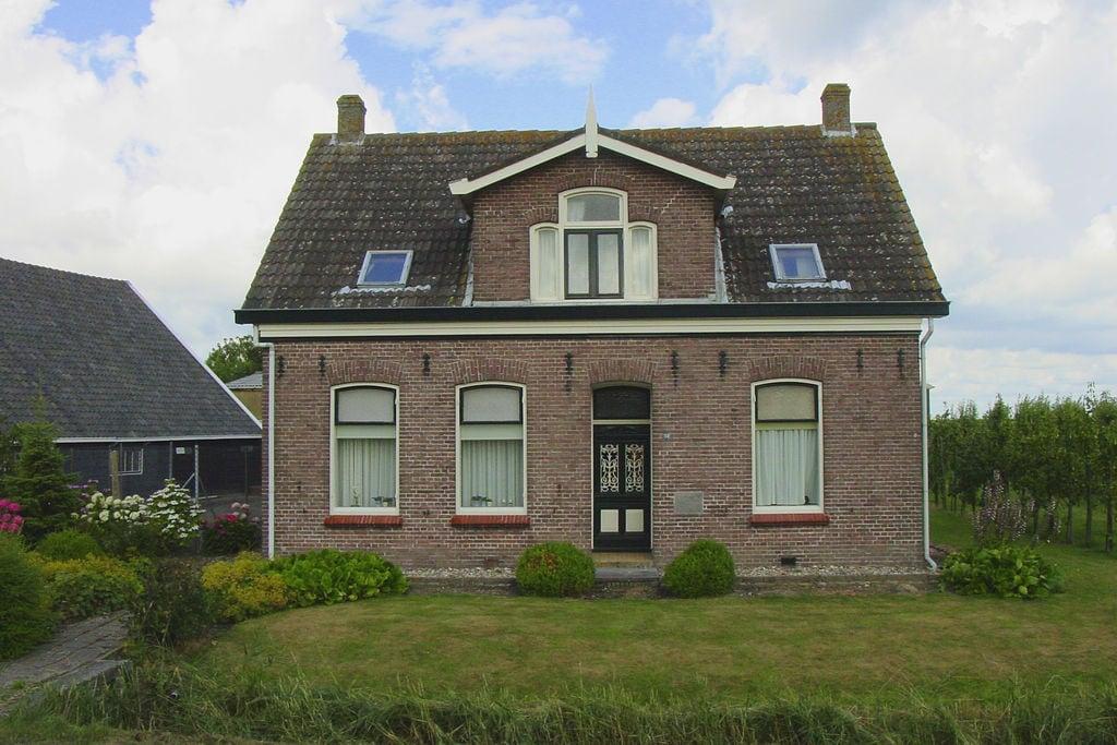 Prachtige cottage in Wemeldinge nabij de zee - Boerderijvakanties.nl