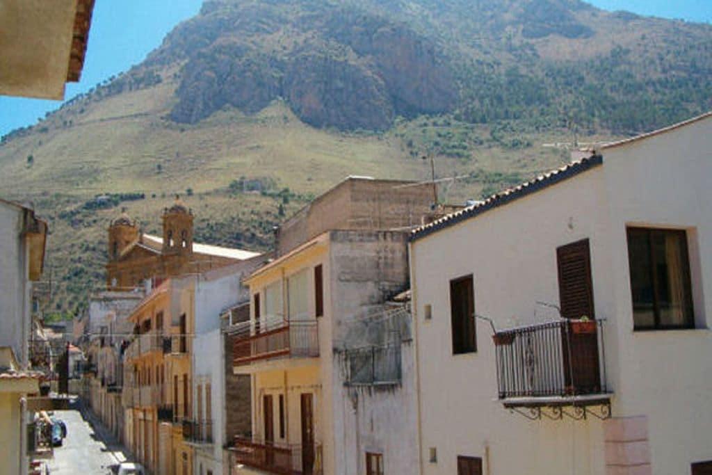 Castellammare-del-Golfo- Appartement   met wifi te huur