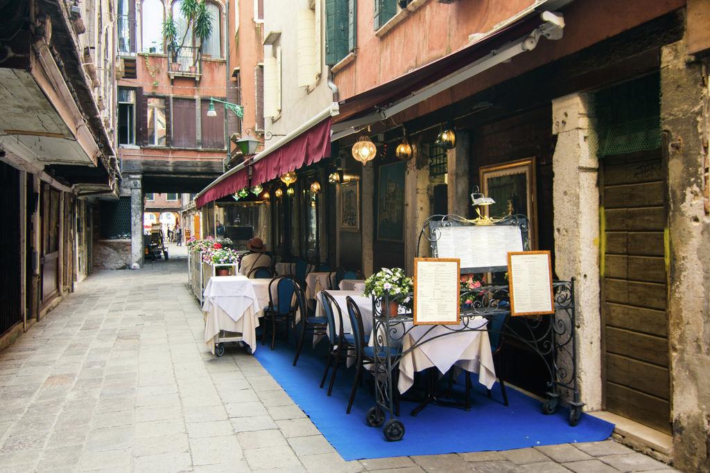 Vakantiewoning italie - Veneto Appartement IT-30125-06   met wifi