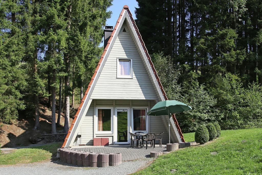 Uniek vakantiehuis in het Hochsauerland met rustige ligging - Boerderijvakanties.nl