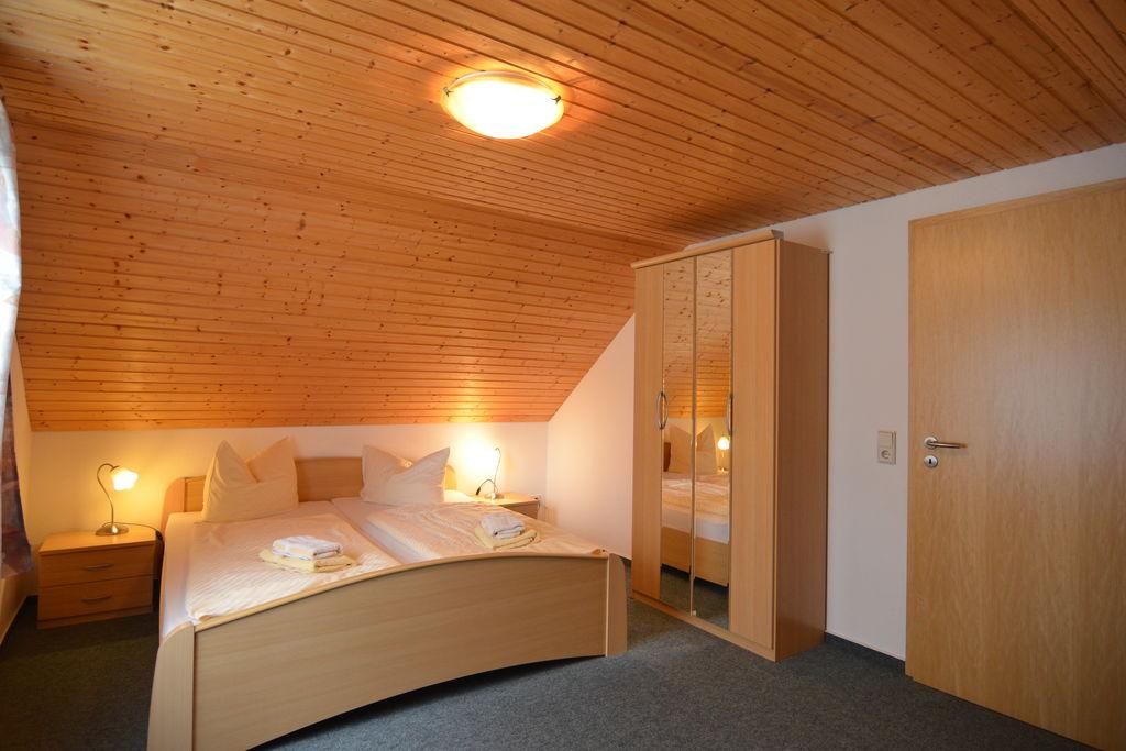 Modern appartement in Reinhardtsdorf-Schöna, bij wandelpaden - Boerderijvakanties.nl