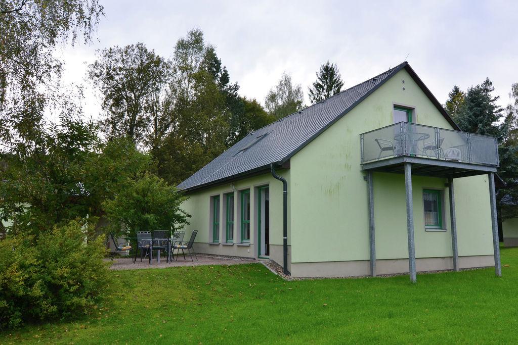 Vakantiewoning huren in Saksen -     voor 9 personen  Comfortabel vakantiehuis met een v..