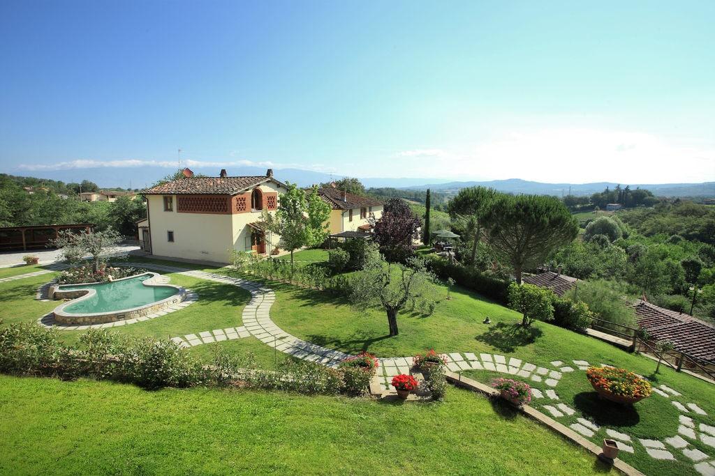 Mooie boerderij in het hart van Toscane met zwembad - Boerderijvakanties.nl