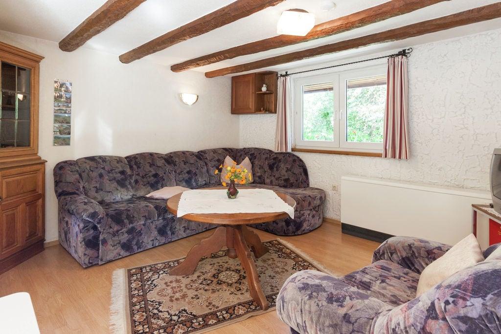 Modern appartement in Schmallenberg, nabij wandelgebied - Boerderijvakanties.nl