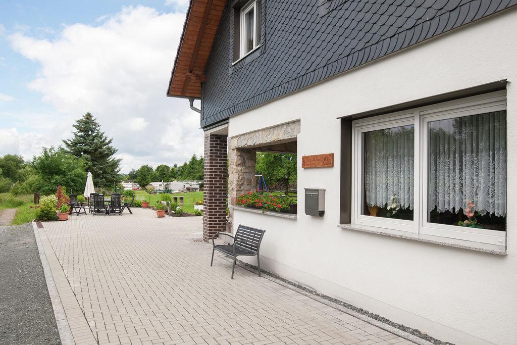 Vakantiewoning  huren Thuringen - Appartement DE-98553-03