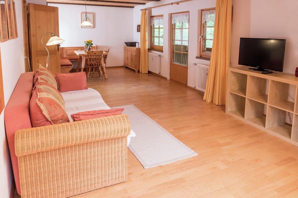 Charmante vakantiewoning in Buchenbach met overdekt terras - Boerderijvakanties.nl