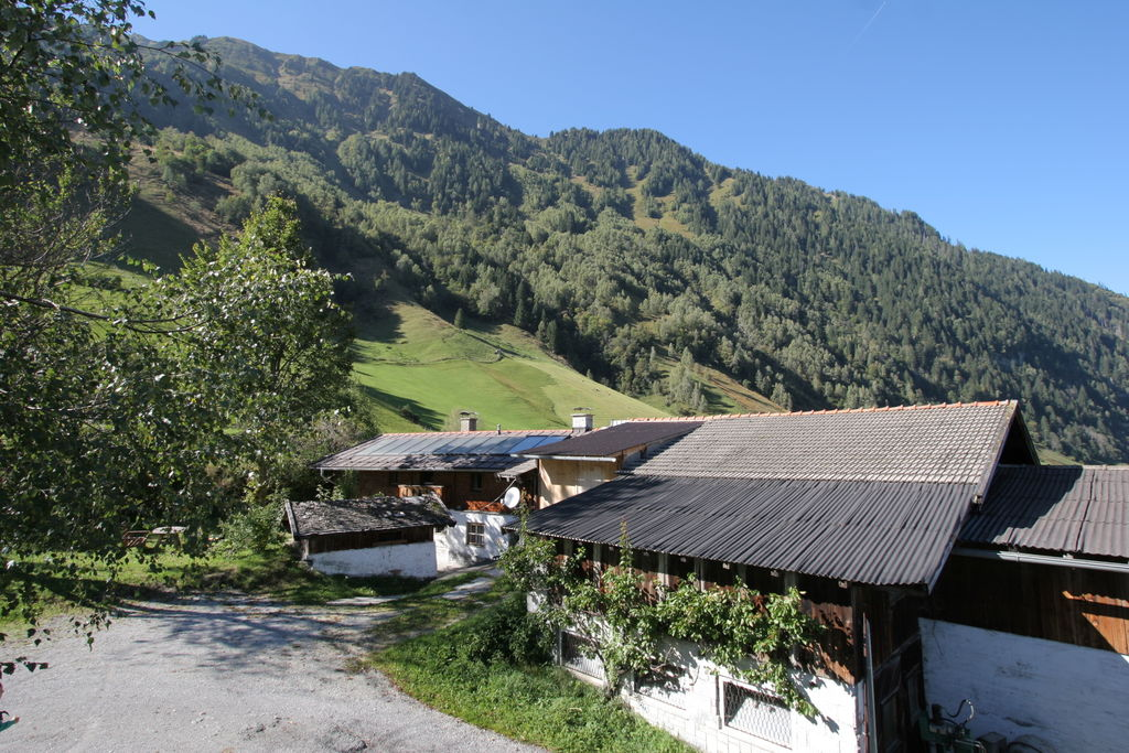 Rustig gelegen vakantiehuis in Salzburgerland in de bergen - Boerderijvakanties.nl