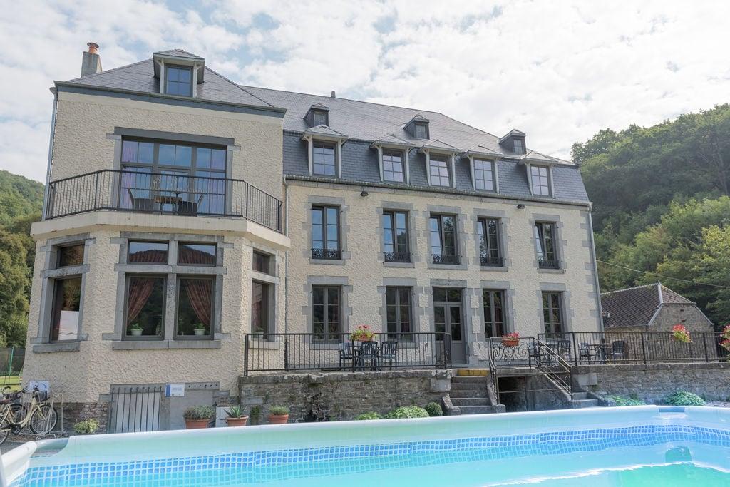 Vakantiewoning  huren Champagne-Ardenne - Vakantiewoning FR-08320-08   met wifi