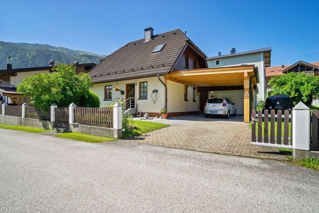 Vrijstaande chalet in Oostenrijk met sauna - Boerderijvakanties.nl