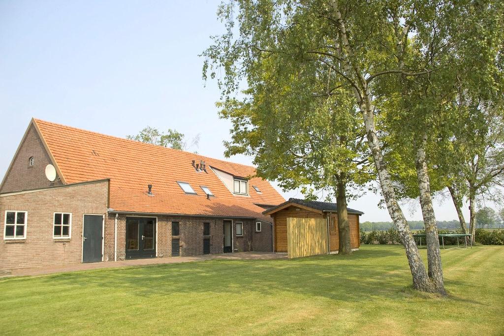 Landelijk vakantiehuis in Venhorst met een sauna - Boerderijvakanties.nl