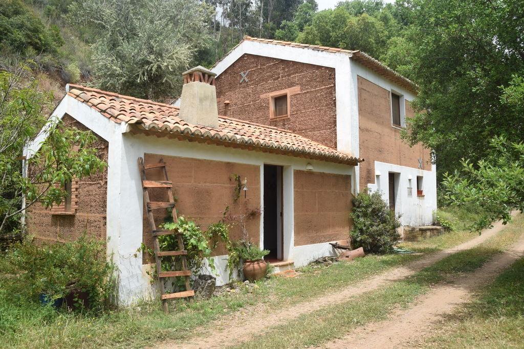 Rustig en landelijk gelegen vakantiehuisje op het landgoed Casas da Cerca - Boerderijvakanties.nl