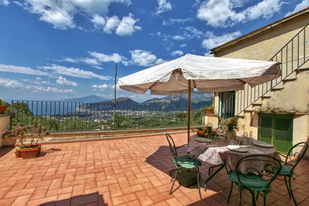 Boerderijen Campania te huur Sant'agnello- IT-80065-01   met wifi te huur