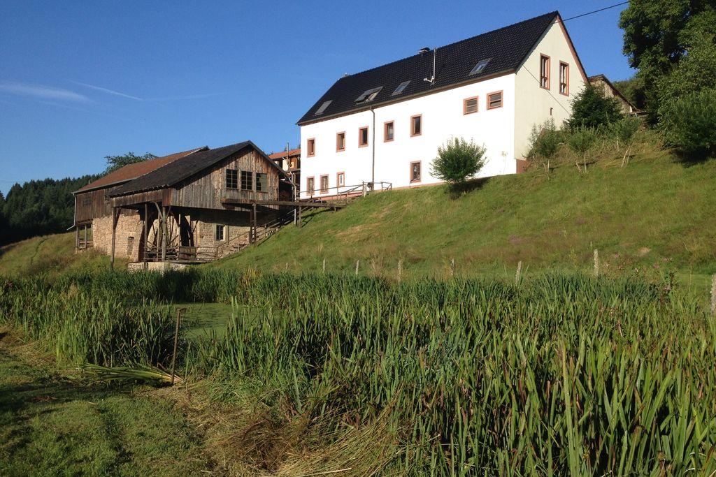 Comfortabel huis in Meisburg met een tuin - Boerderijvakanties.nl