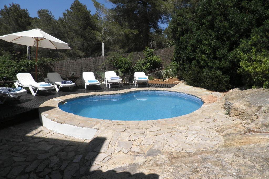Ibiza---Talamanca- Vakantiewoning met zwembad  met wifi te huur