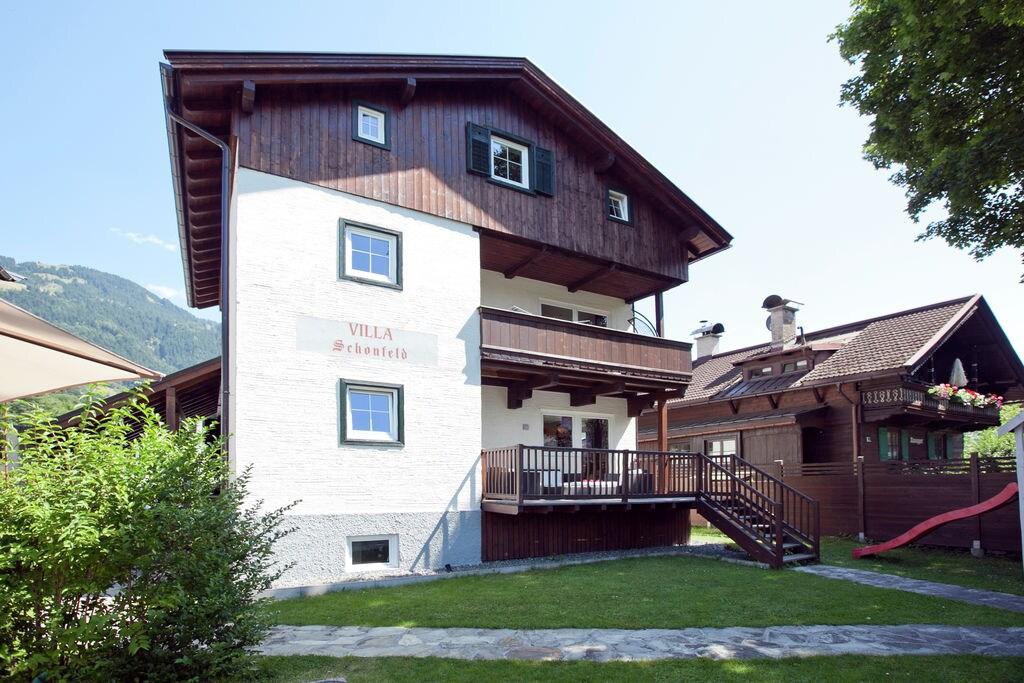 Moderne vakantiewoning in Tirol met terras - Boerderijvakanties.nl