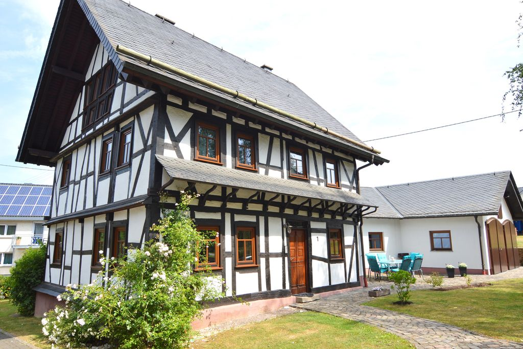 Beltheim-Frankweiler- Vakantiewoning   met wifi te huur