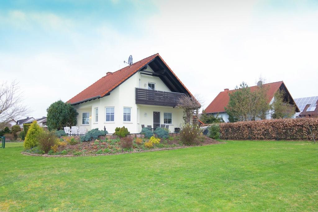 Vrijstaande vakantiewoning met open haard in de buurt van de Edersee - Boerderijvakanties.nl