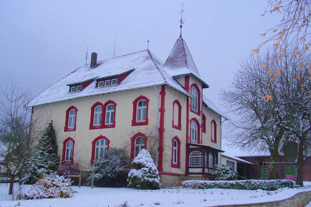 Vakantiewoning Duitsland, Nedersaksen, Trendelburg-Friedrichsfeld Boerderij DE-34388-03