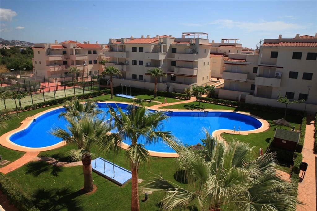 Appartement huren in Costa del Azahar - met zwembad   met zwembad voor 6 personen  De appartementen Las Brisas liggen..