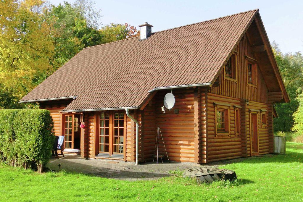 Chalet huren in Westerwald -   met wifi  voor 6 personen  Dit prachtige, vrijstaande, houten..