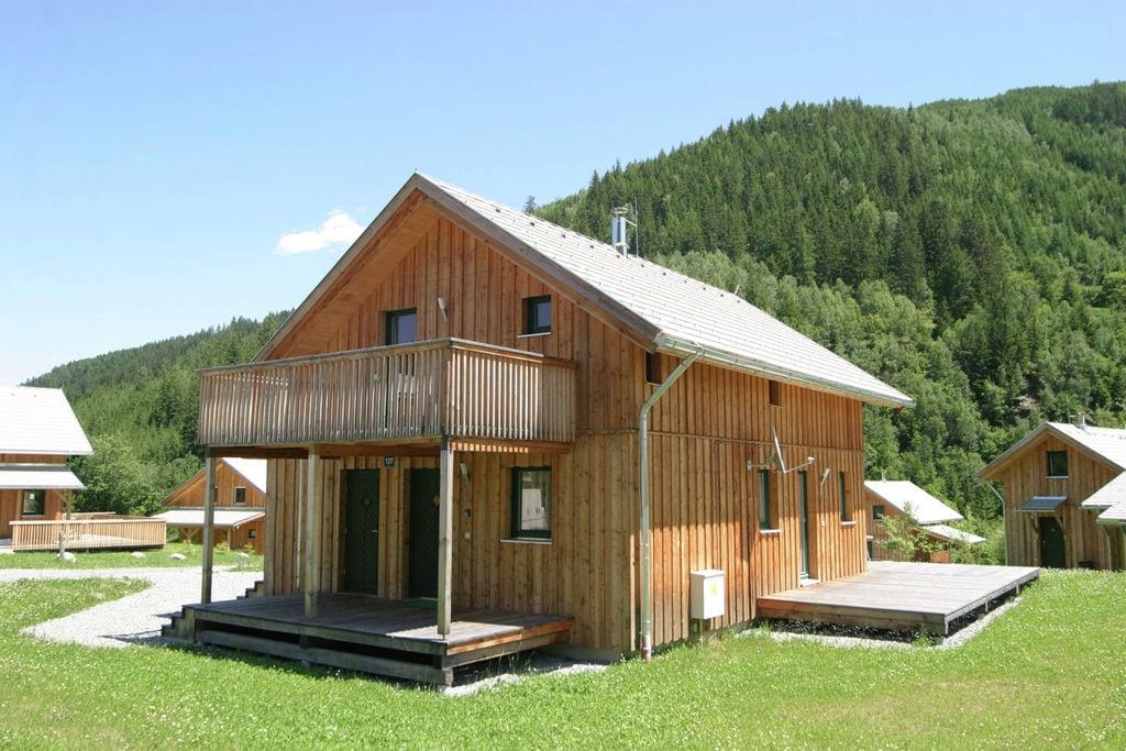 Groot chalet in Steiermark met sauna - Boerderijvakanties.nl