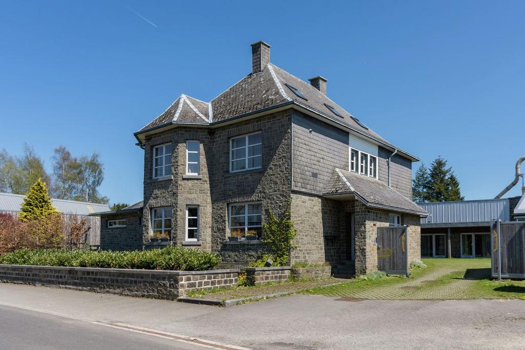 Luxe vakantiehuis in de Ardennen met welness - Boerderijvakanties.nl