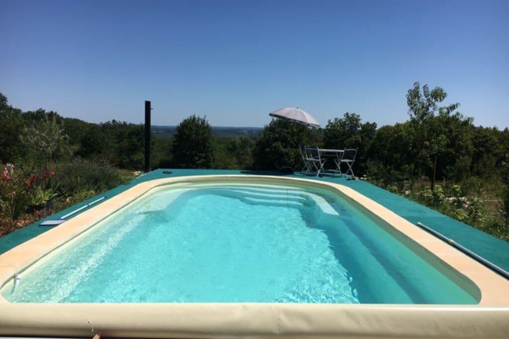 Luxe villa met privézwembad in Cazals, Frankrijk - Boerderijvakanties.nl