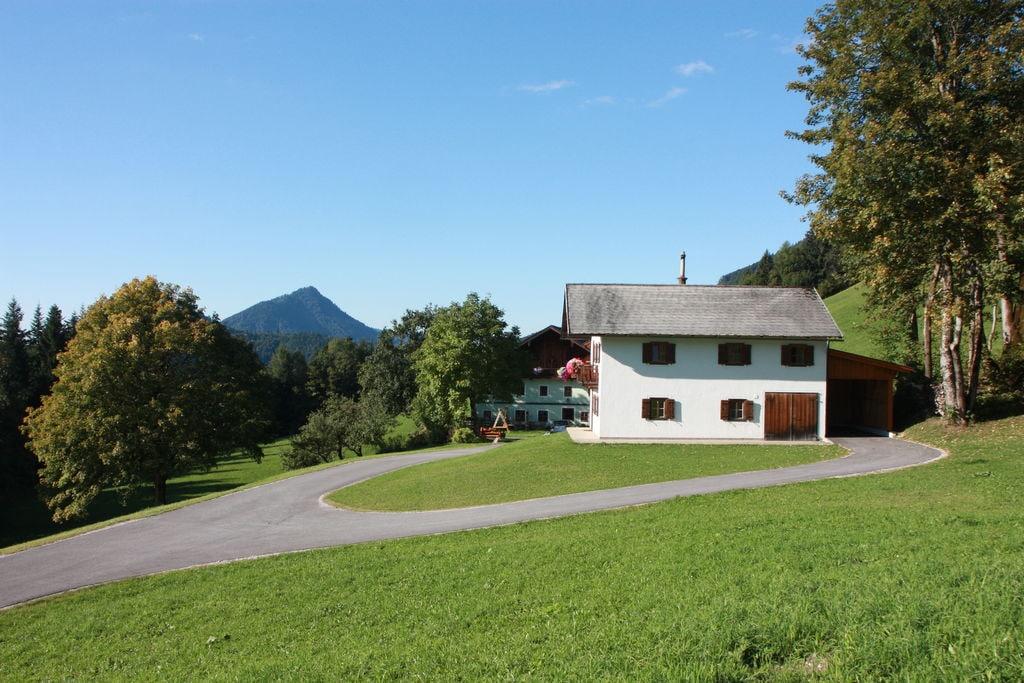 Comfortabel appartement in Salzburg vlak bij skigebied - Boerderijvakanties.nl