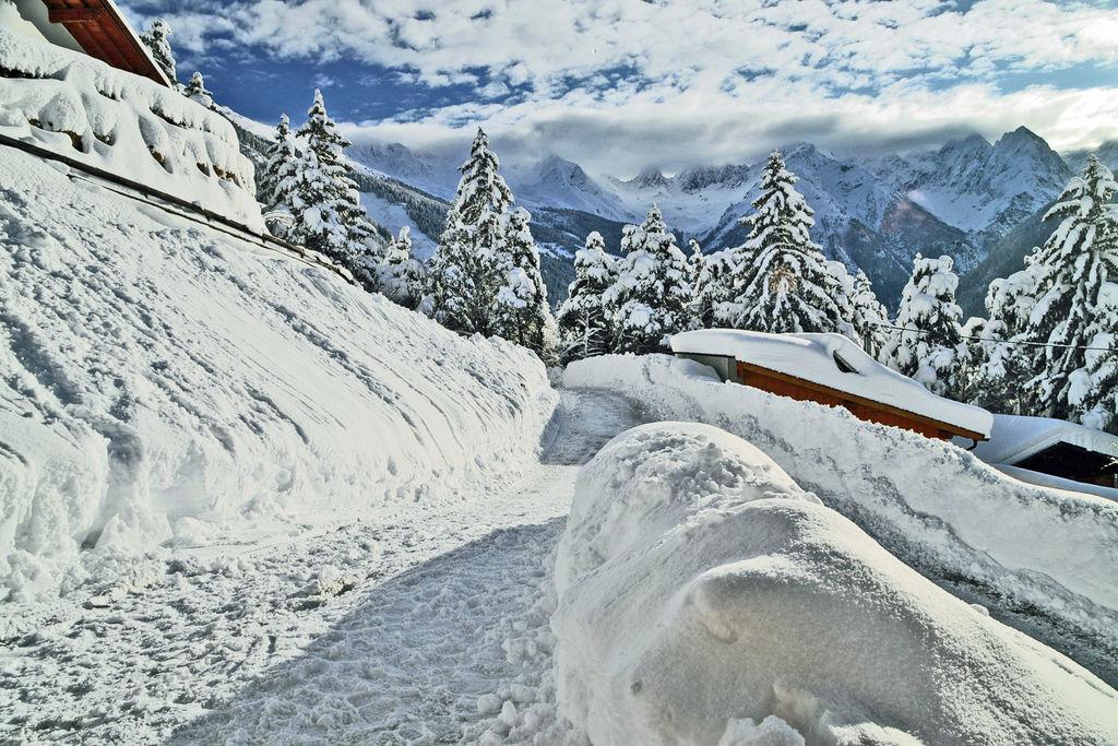 Knusse vakantiewoning in Kaunerberg nabij skigebied - Boerderijvakanties.nl