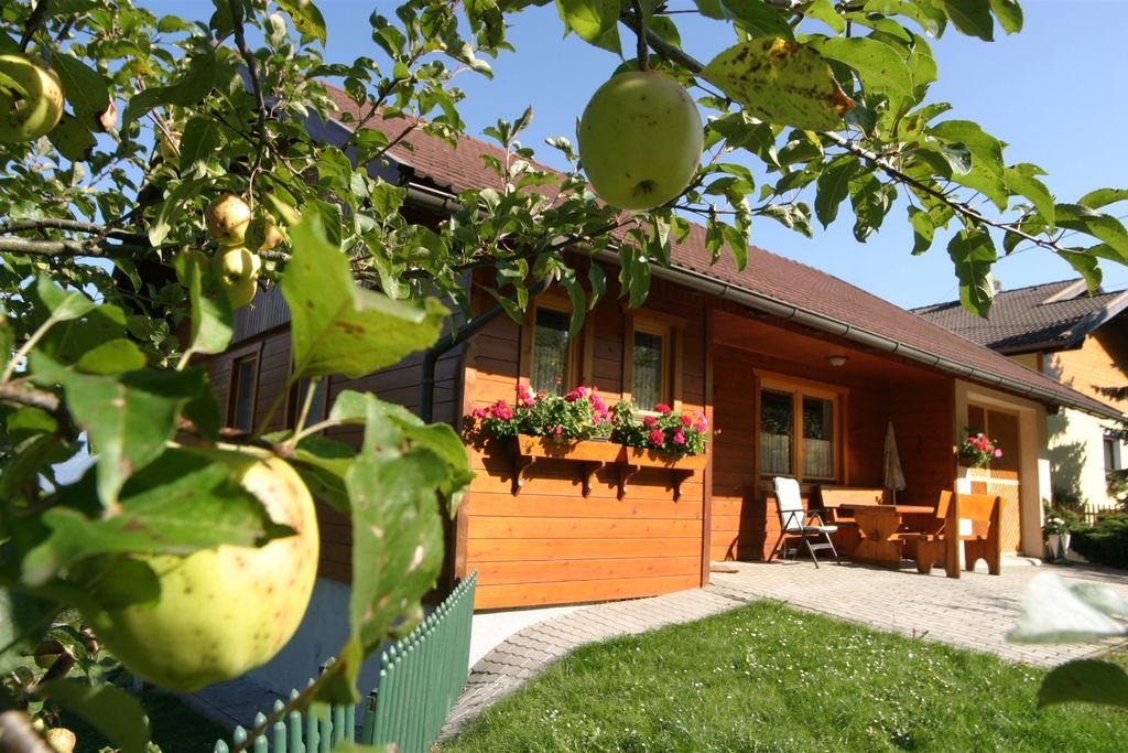 Vakantiewoning Oostenrijk, Kaernten, St. Andrä vakantiewoning AT-9433-06