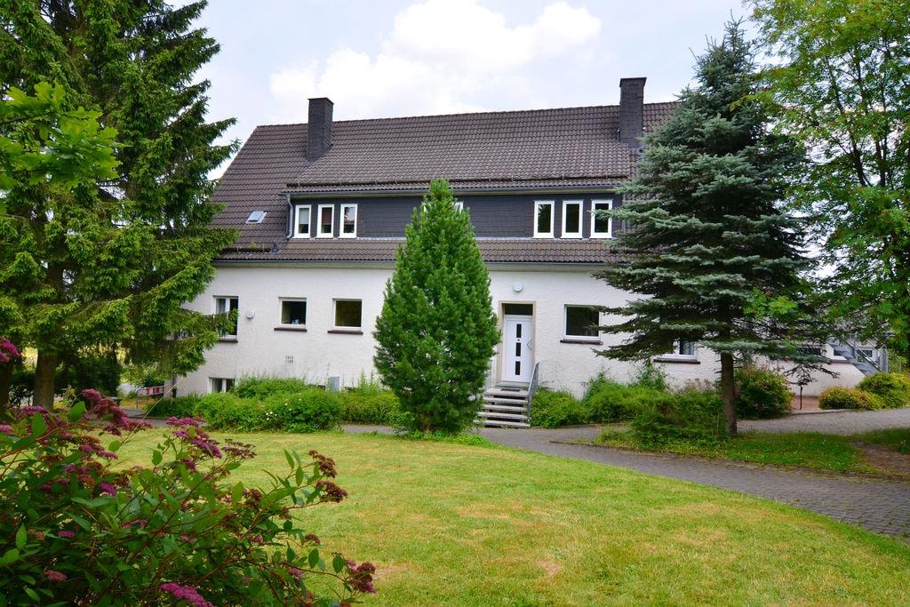 Ruim vakantiehuis in Niederlandenbeck met een sauna - Boerderijvakanties.nl