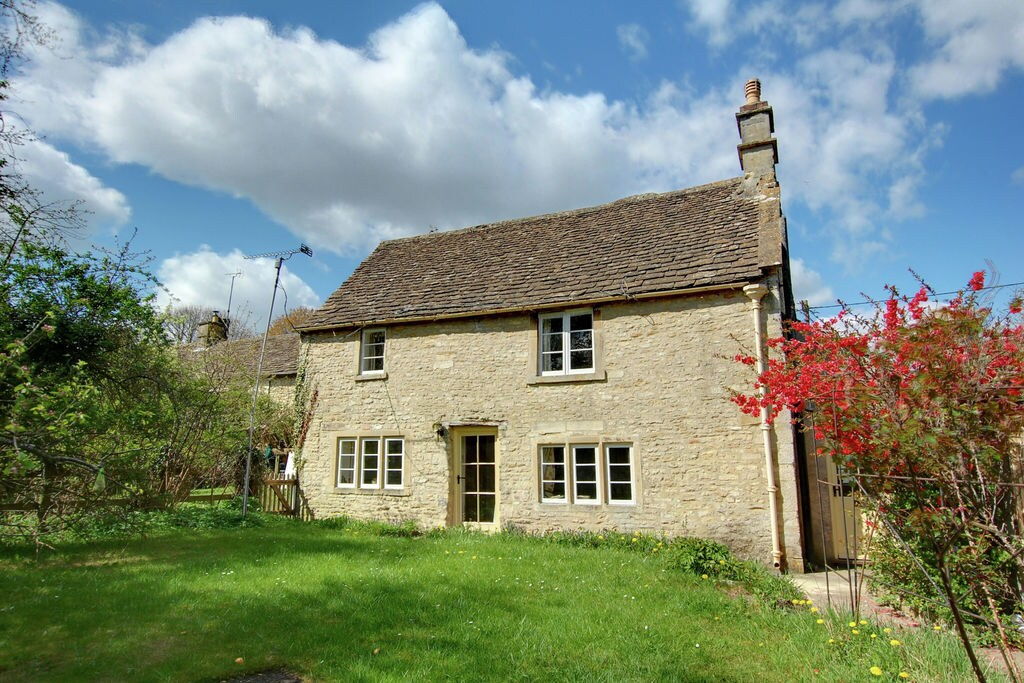 Cottage in Slaughterford (Cotswolds)