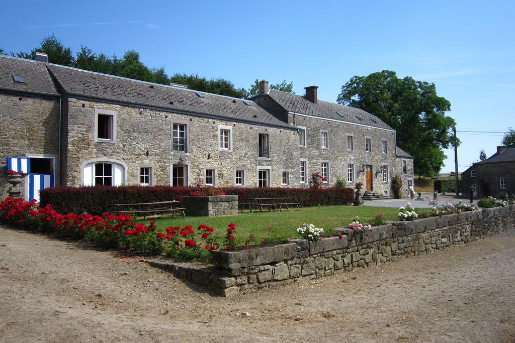 Karaktervolle cottage in de Ardennen op een boerderij - Boerderijvakanties.nl