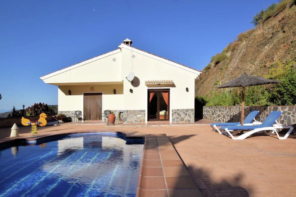 Vakantiewoning Spanje, Costa del Sol, Sayalonga Villa ES-29752-05