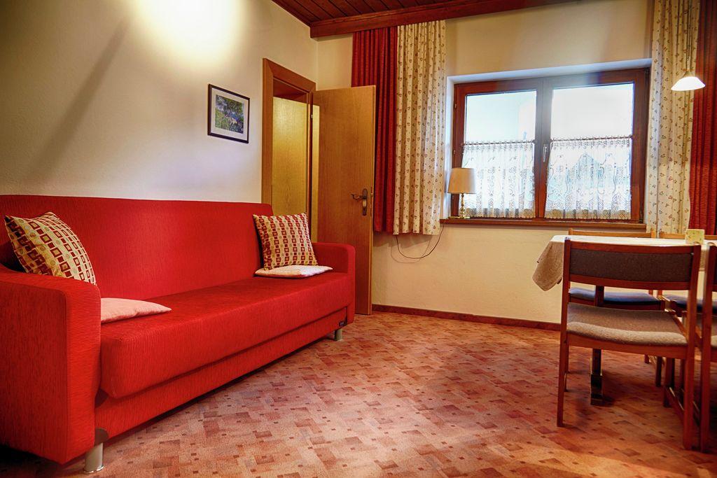 Fijn appartement in Tirol in de buurt van de weiden - Boerderijvakanties.nl