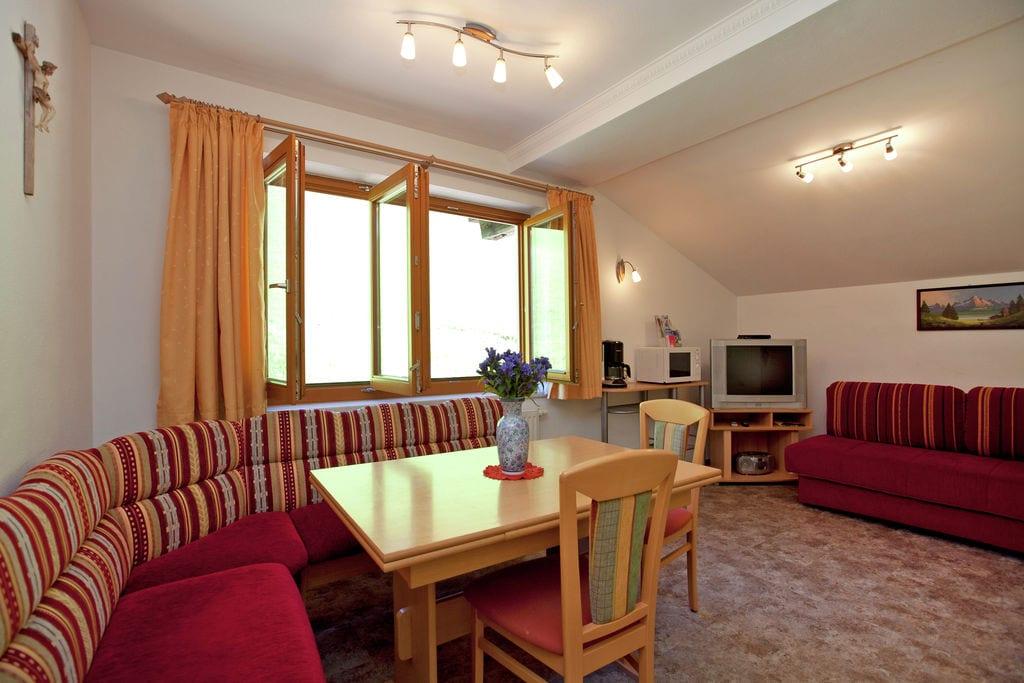 Ruim appartement in Salzburgerland vlak bij de pistes - Boerderijvakanties.nl