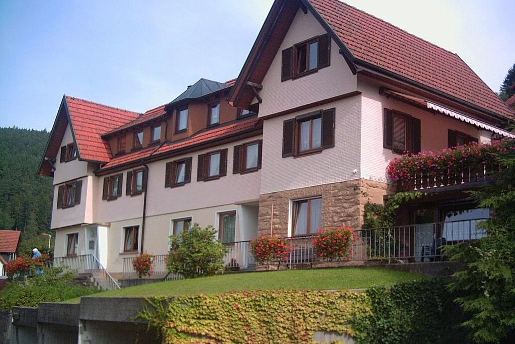 Vakantiewoning  huren Baden-Wurttemberg - Appartement DE-72270-14   met wifi