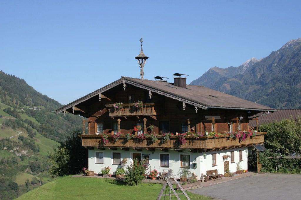 Ruim vakantiehuis in Salzburgerland dicht bij skigebieden - Boerderijvakanties.nl
