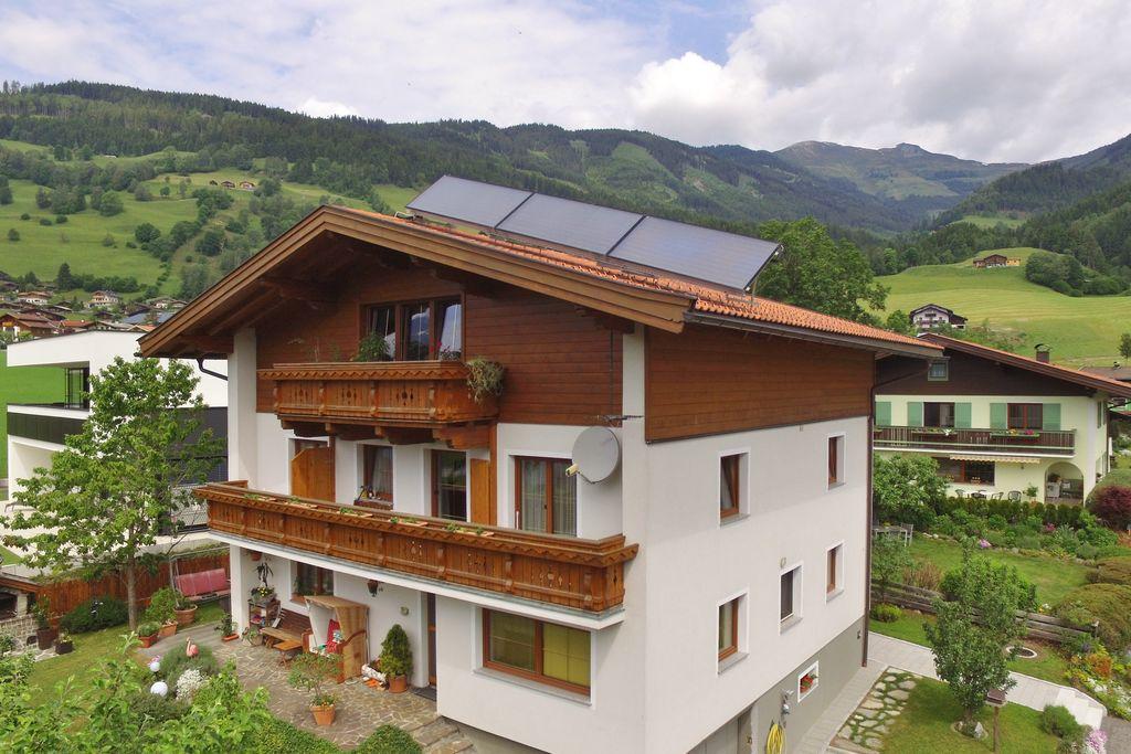 Gezellig appartement in Salzburg vlak bij grote skigebieden - Boerderijvakanties.nl