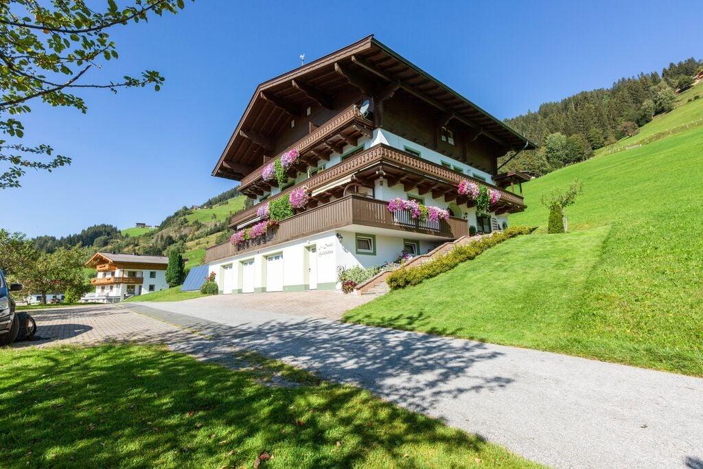 Comfortabele accommodatie in Salzburgerland met uitzicht - Boerderijvakanties.nl
