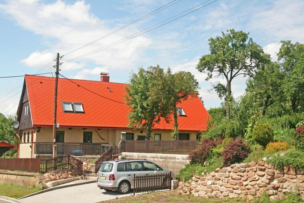 Authentiek vakantiehuis met tuin & wifi, in interessante omgeving nabij Trutnov - Boerderijvakanties.nl