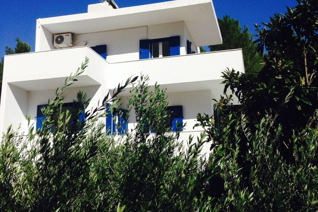 Maisonette in villa in prachtige Agia Fotia Baai, ZO kust Kreta, dichbij zee - Boerderijvakanties.nl