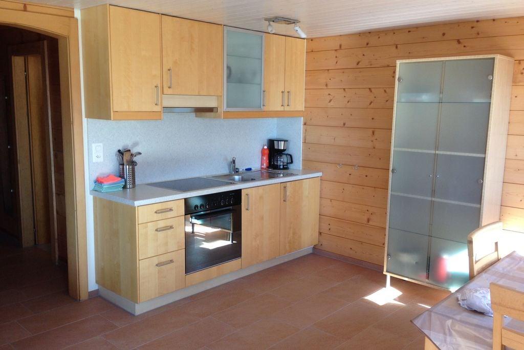 Gezellig appartement in Riederalp met een balkon - Boerderijvakanties.nl
