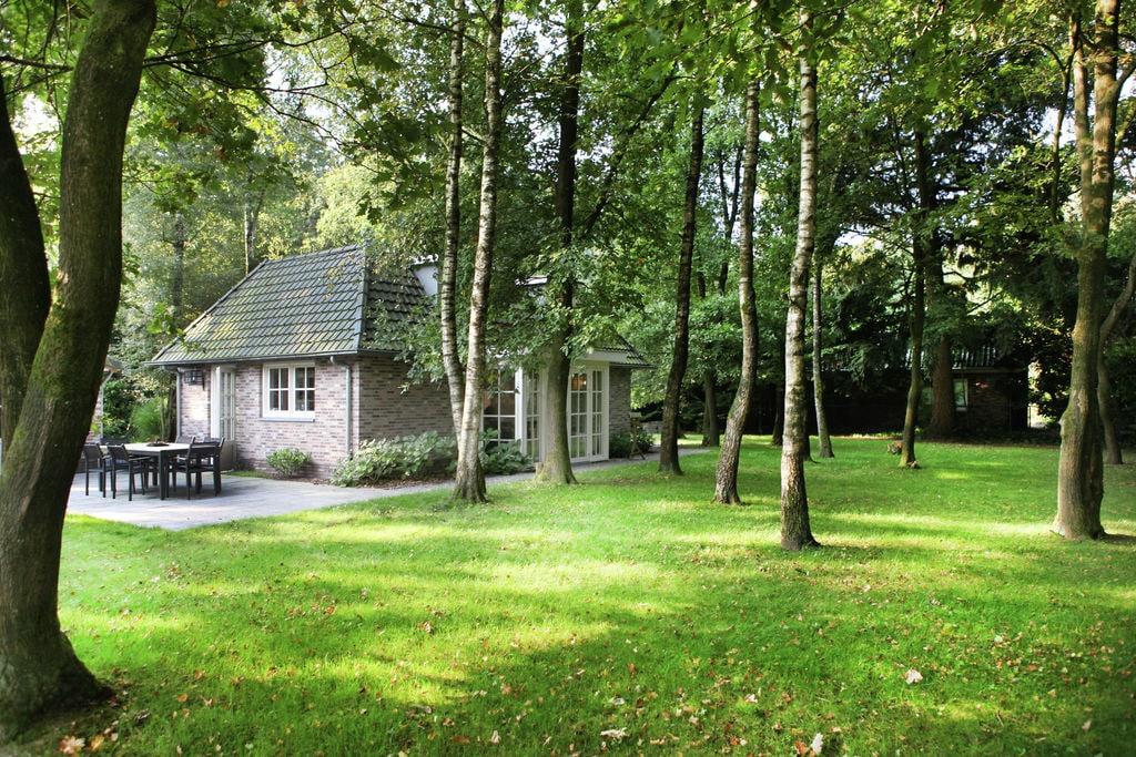 Modern vakantiehuis met privétuin in Haaren - Boerderijvakanties.nl