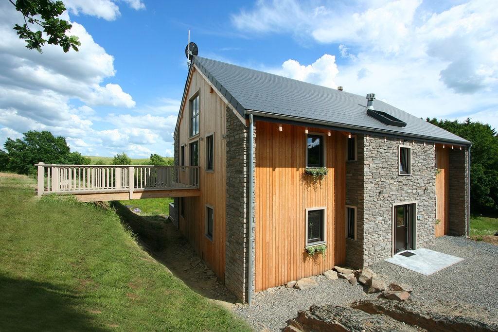 Luxe villa met sauna in Nadrin, België - Boerderijvakanties.nl