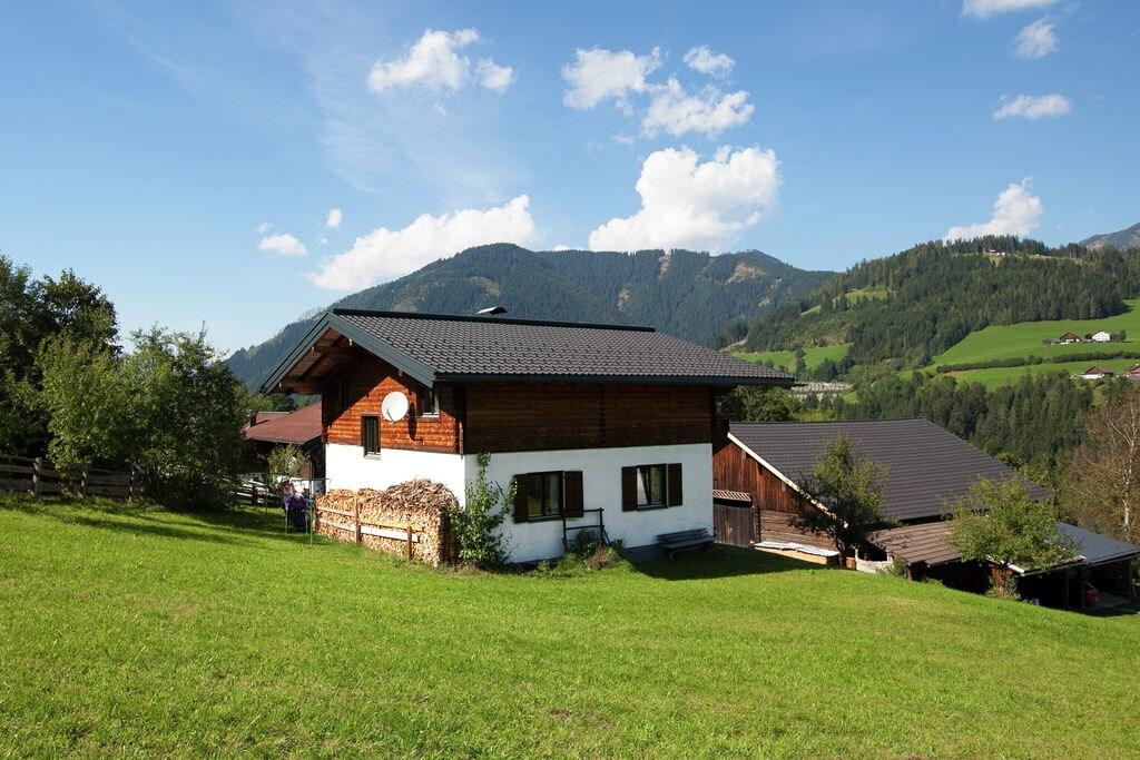 Ruime vakantiewoning in Salzburgerland met prachtig uitzicht - Boerderijvakanties.nl
