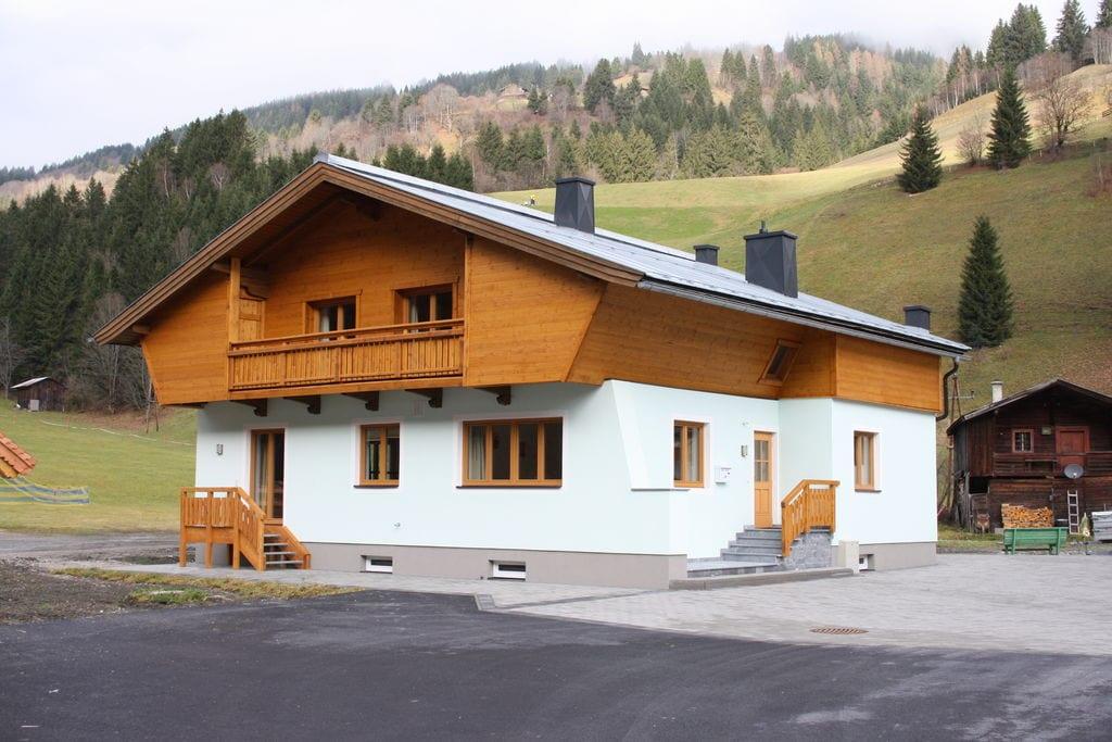 Luxe chalet in Oostenrijk in een skigebied - Boerderijvakanties.nl